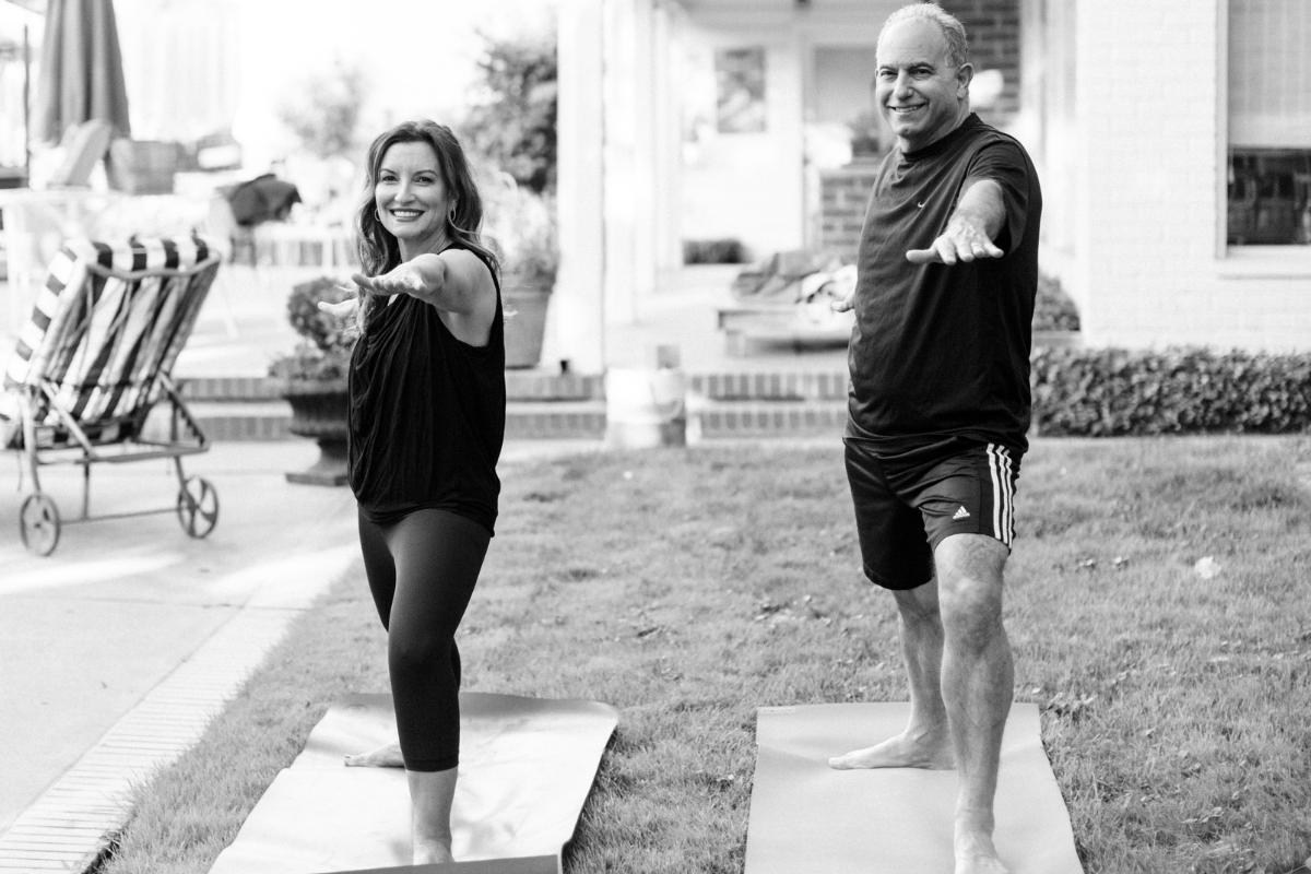 Nellie Lazar Yoga