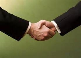 Free handshake image