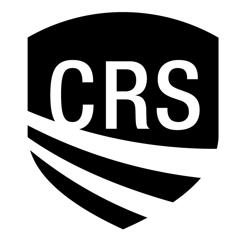 CRS-Designation-Logo_Shield_BW