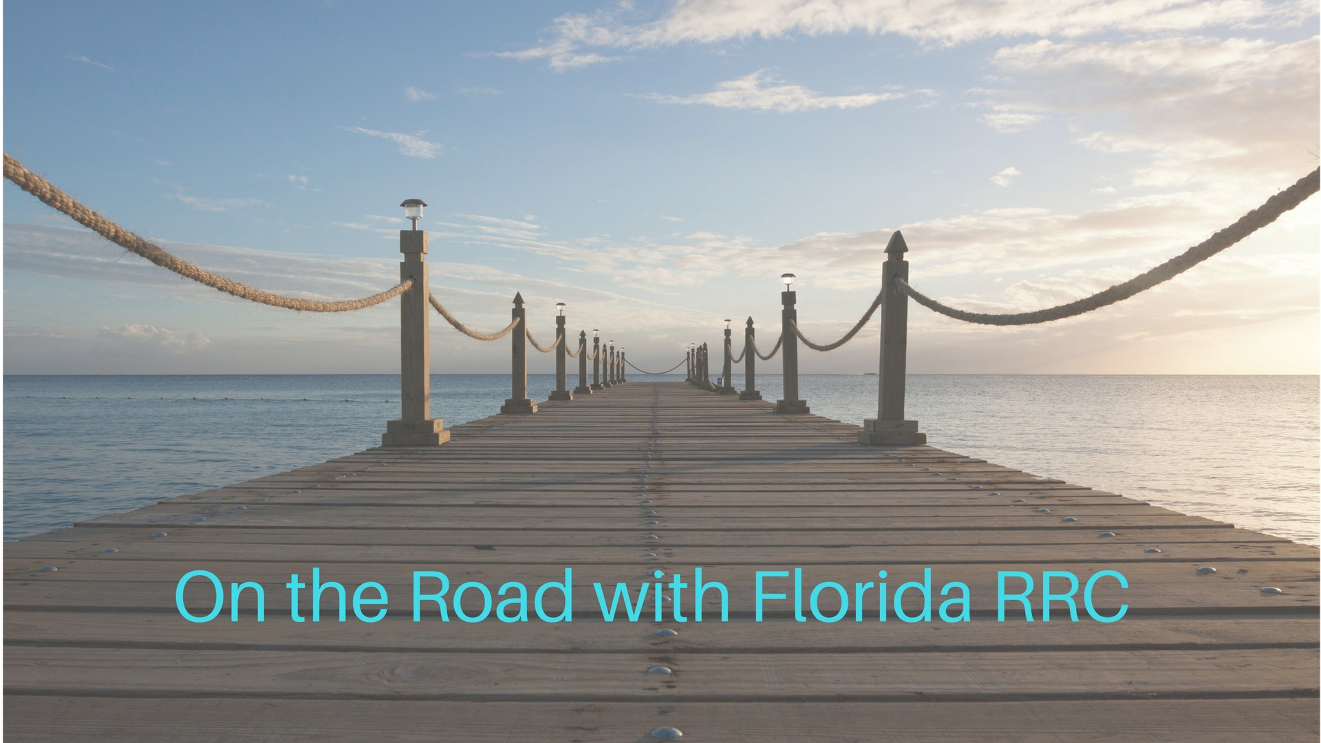 On the Road with Florida RRC Banner 2